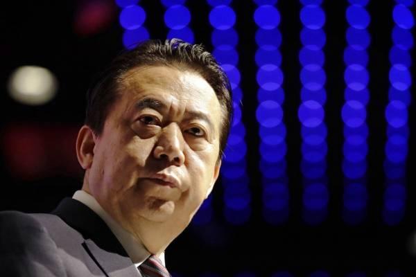 Misterio mundial: nadie sabe dónde está el presidente de Interpol, el chino Hongwei Meng. Estaba en Francia, viajó a China pero nunca llegó y su mujer denunció que desapareció