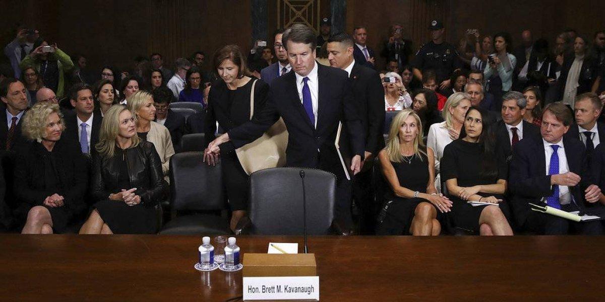Kavanaugh reconoce que fue emocional pero reafirma su imparcialidad como juez