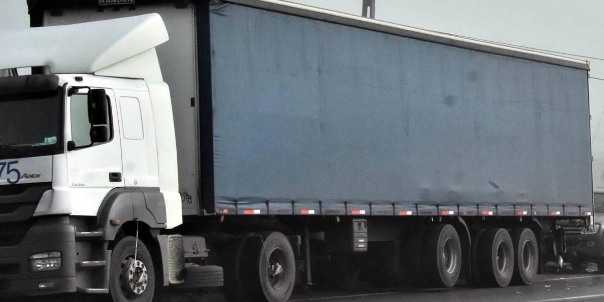 """""""Hago de cuenta que nunca apareció"""": recuperaron el camión que le habían robado, lo dejó en custodia con la policía y se lo volvieron a robar"""