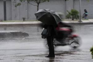 Frente frío número 6 provocará lluvias torrenciales en Puebla y Veracruz