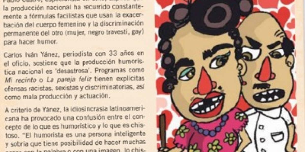 La Mofle pidió a Lenín Moreno que se elimine su nombre de textos escolares