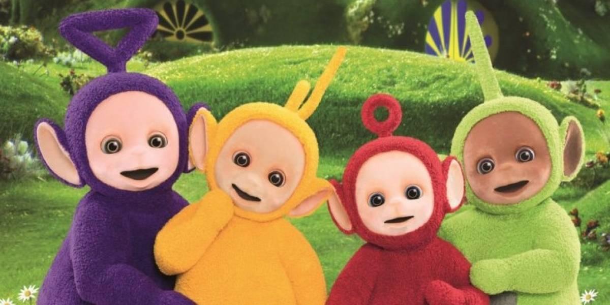 Estos son los rostros de los actores que estaban detrás de los 'Teletubbies'
