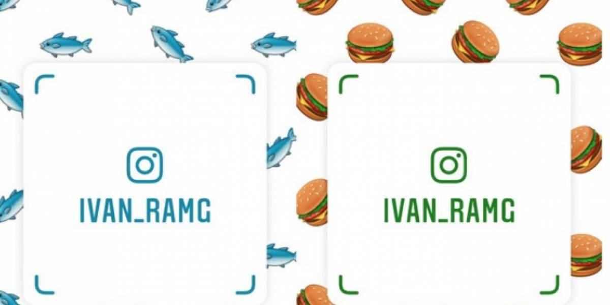 ¿Cómo crear tu tarjeta de identificación en Instagram?
