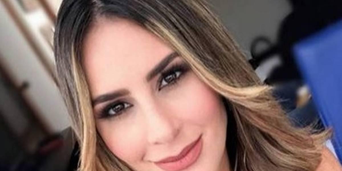 Carolina Soto reveló cómo se viste normalmente cuando no tiene que presentar