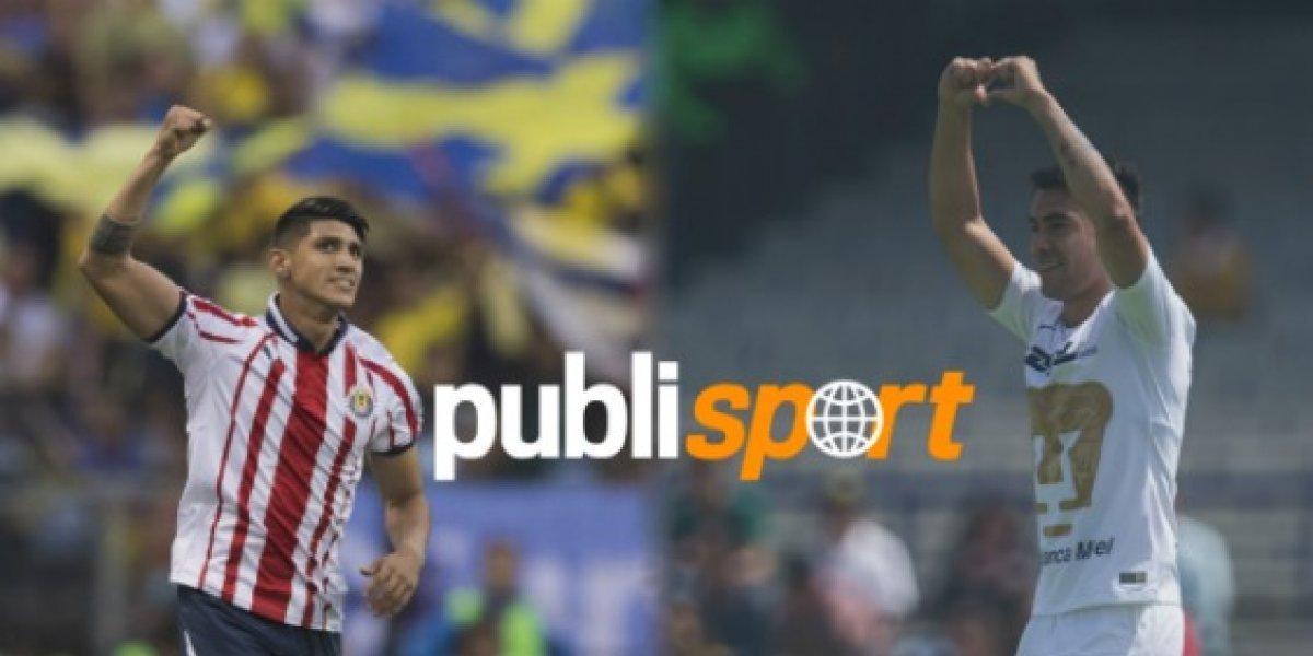 Chivas vs Pumas ¿Dónde y a qué hora ver el partido?