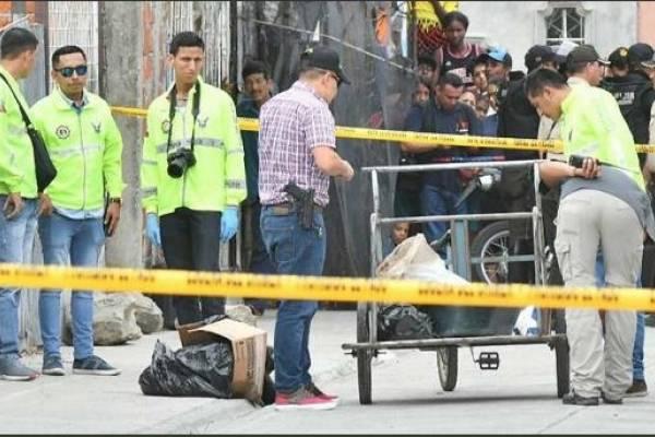 Investigan si una segunda persona habría intervenido en crimen de joven descuartizada en el Guasmo