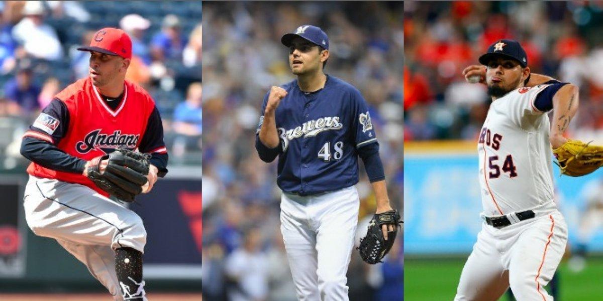 Ellos son los mexicanos que estarán en los Playoffs de la MLB
