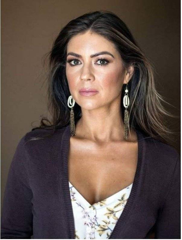 Kathryn Mayorga, mujer que acusó a Cristiano Ronaldo de violación