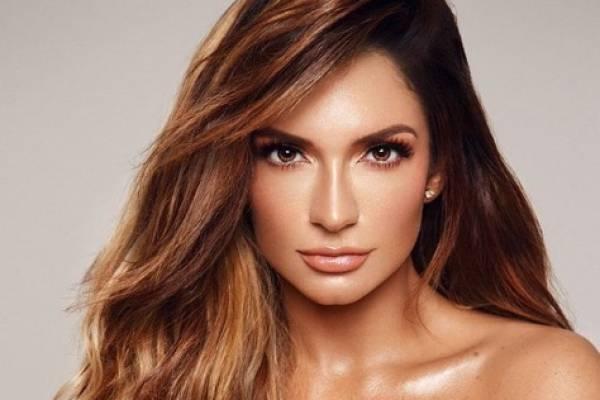 Así Luce Sin Maquillaje Kimberly Reyes La Nueva Diabla De Sin