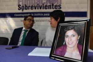 Fundación Sobrevivientes pide separar proceso de Roberto Barreda en caso Siekavizza.