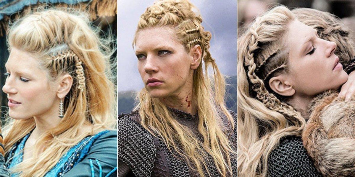 Vikings: O verdadeiro motivo das tranças elaboradas das mulheres na série