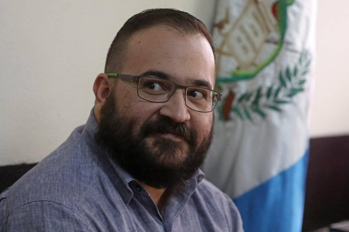 Javier Duarte sentencia Foto: EFE