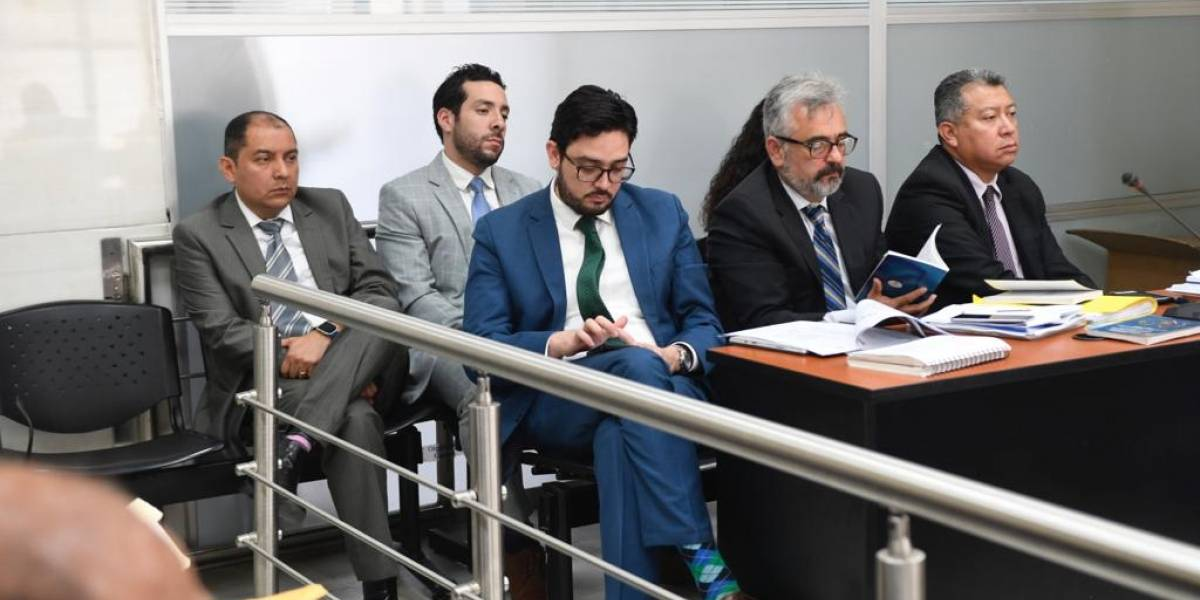 Empresarios condenados en caso Industria Militar deberán pagar reparación digna al Estado