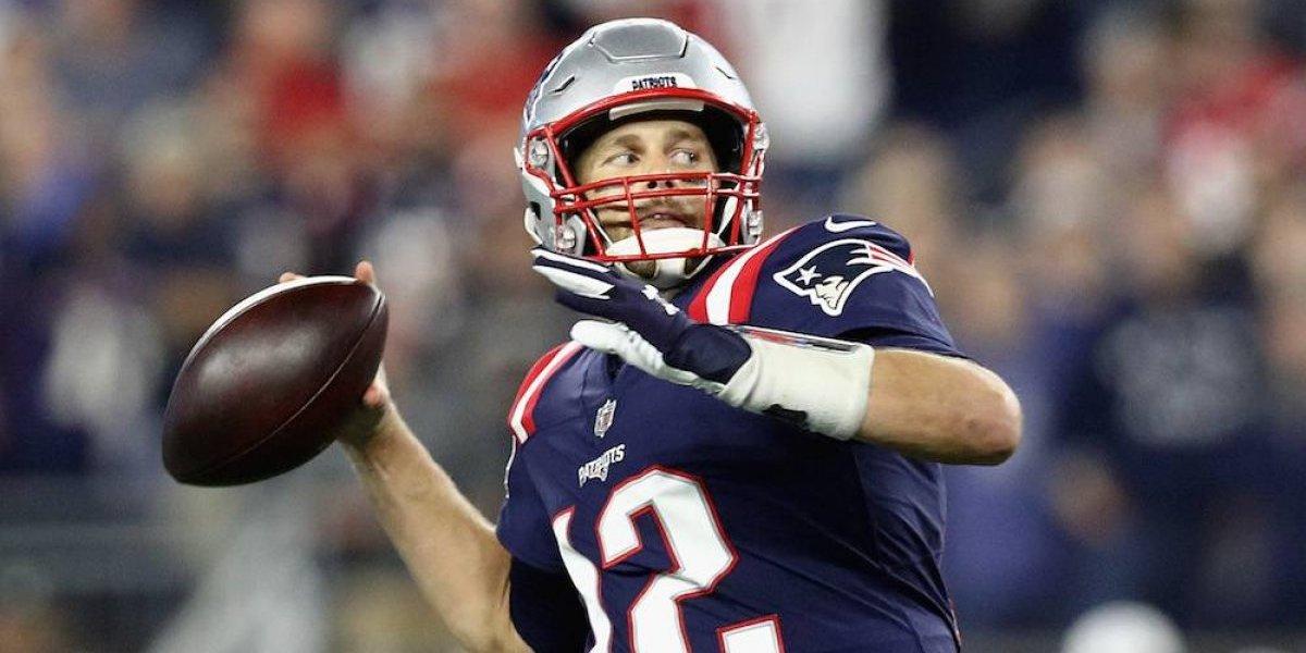 Tom Brady conduce nuevo triunfo de Patriotas y suma 500 pases de anotación