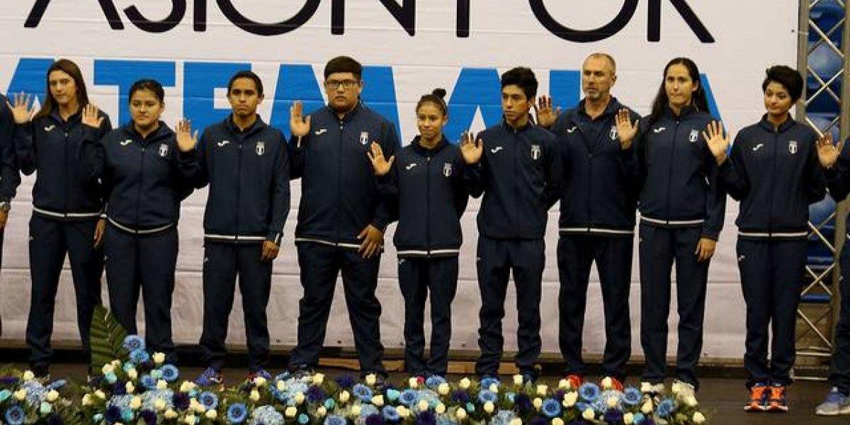 Guatemala Esta Lista Para El Inicio De Los Juegos Olimpicos De La