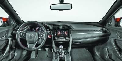 Civic vem com exclusivo freio de mão eletrônico