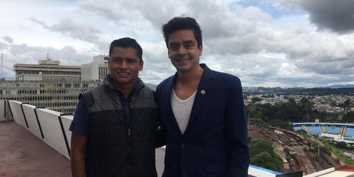 Guatemaltecos podrán formar parte de la película sobre Erick Barrondo