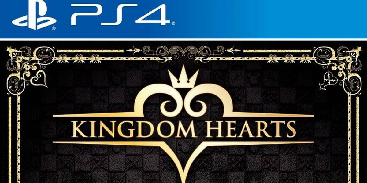 Square Enix anuncia Kingdom Hearts: The Story So Far para PlayStation 4
