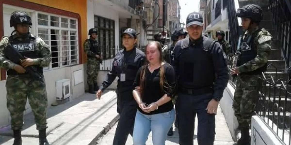 Mujer mandó matar a su esposo para quedarse con su pensión
