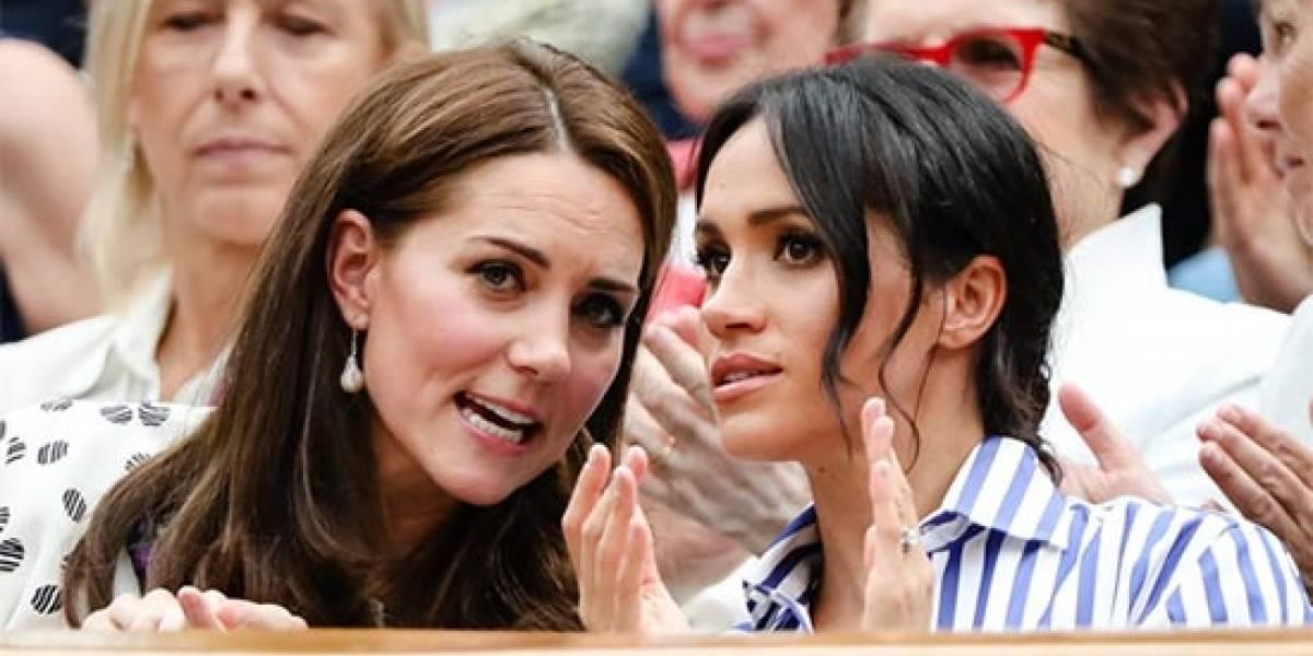 ¡Otra regla absurda de la realeza británica! Cero uñas pintadas para Kate y Meghan
