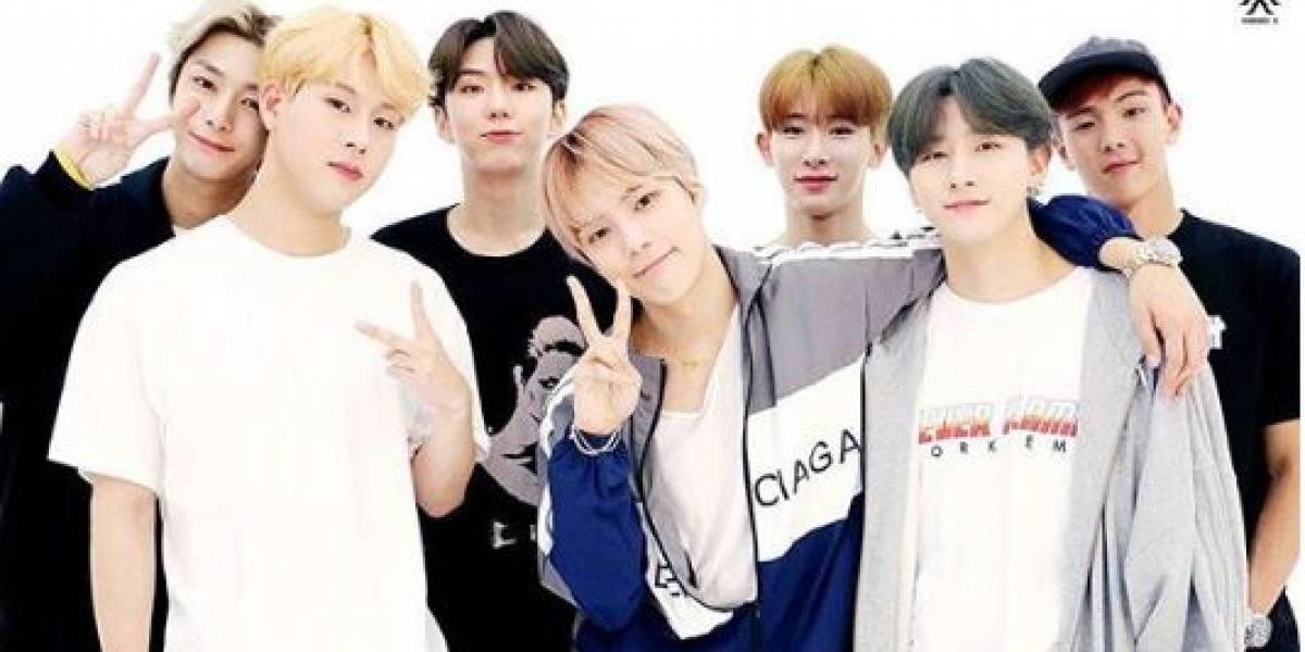 K-pop: Grupo sul-coreano Monsta X lança misterioso teaser