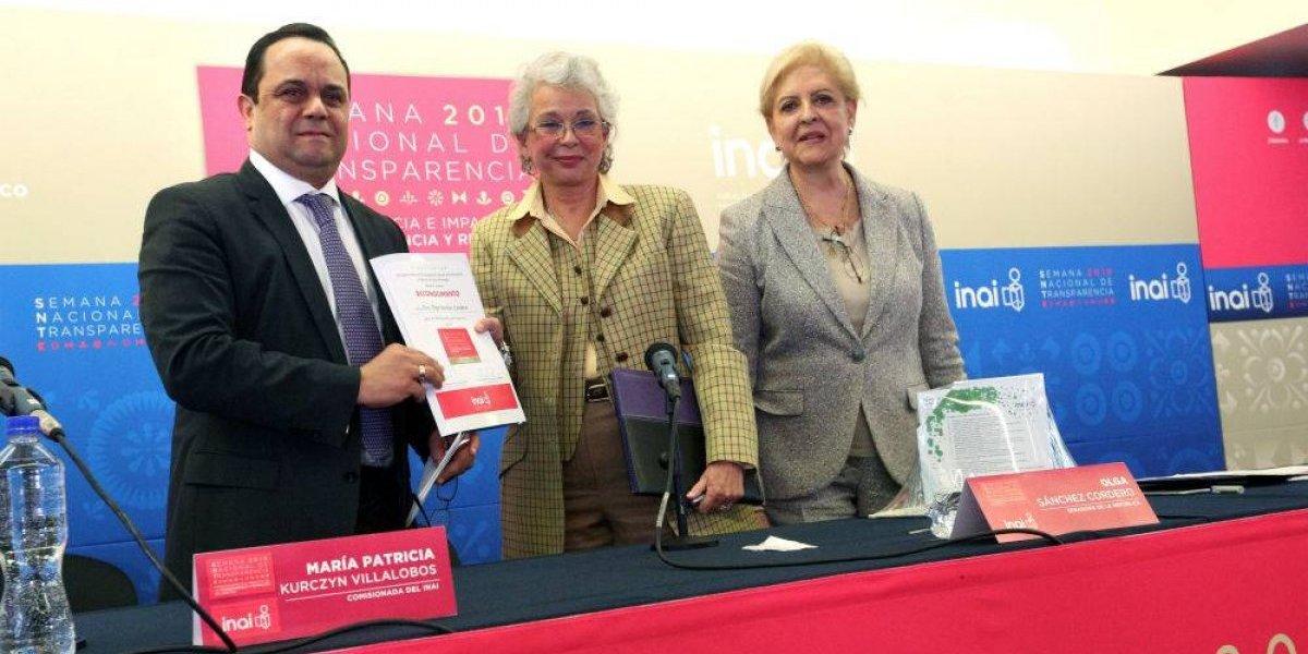 Anuncia Olga Sánchez restauración del Estado de derecho