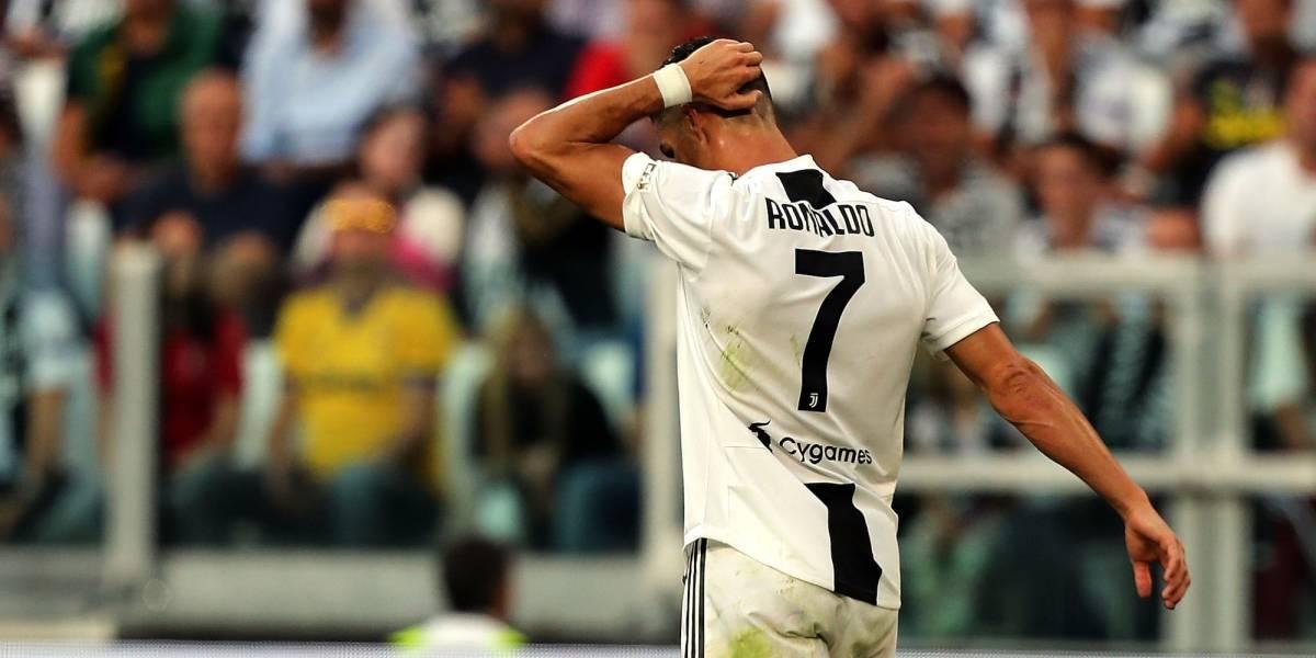 Demanda por violación sobre Cristiano afecta finanzas de la Juventus