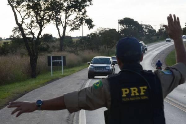 prf policia rodoviaria federal rodovia blitz