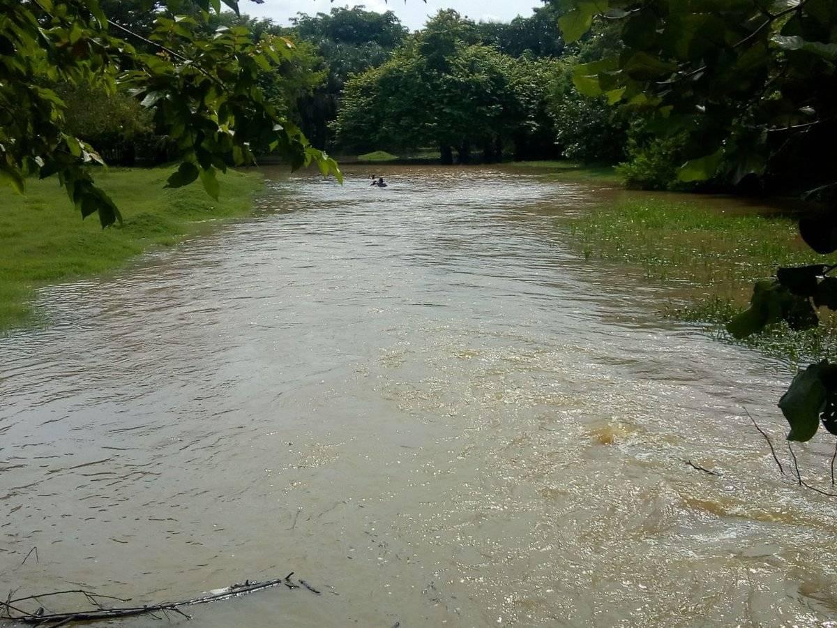 Río Coyolate.