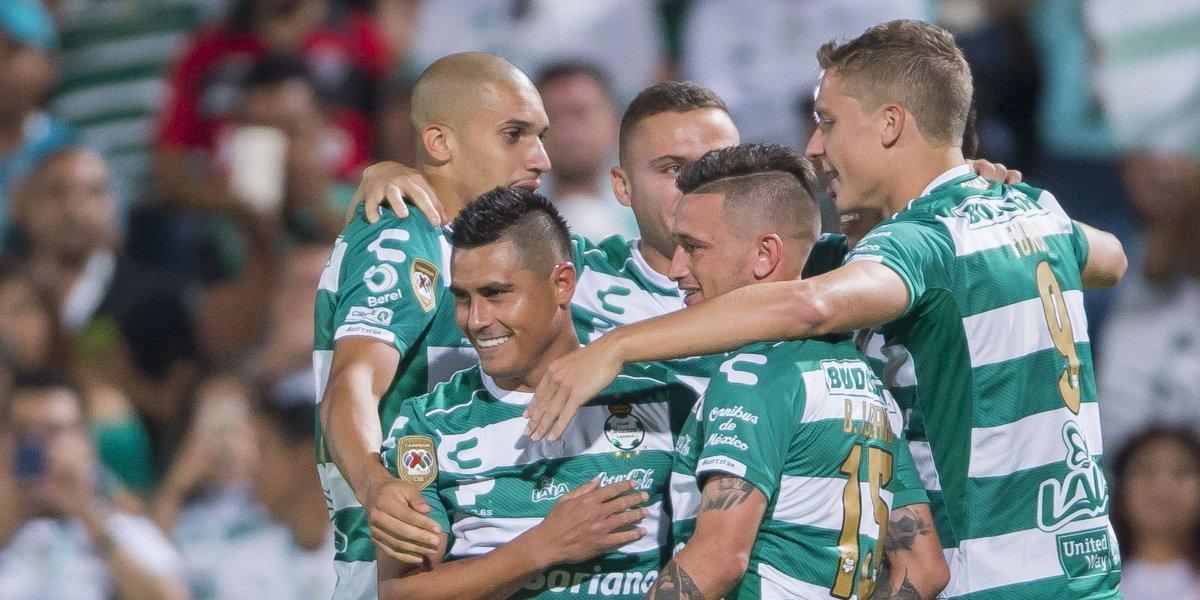 Santos vence al Atlas y demuestra quién es el actual campeón