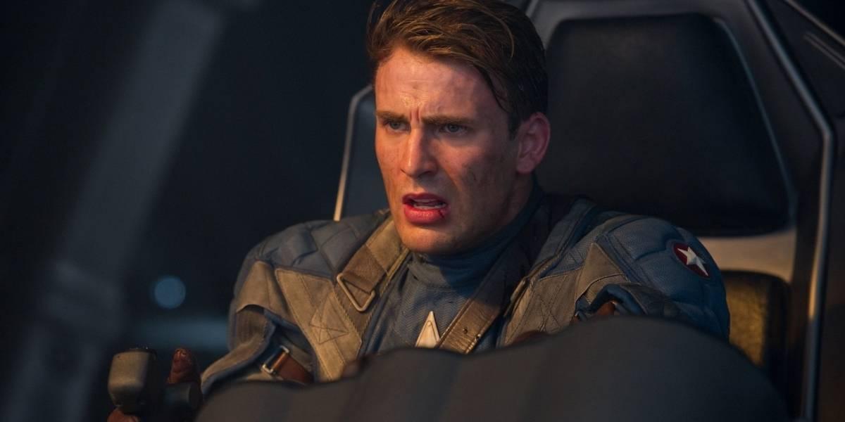 Chris Evans anuncia que não será mais o Capitão América