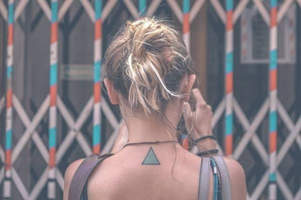 tatuajes triangulos