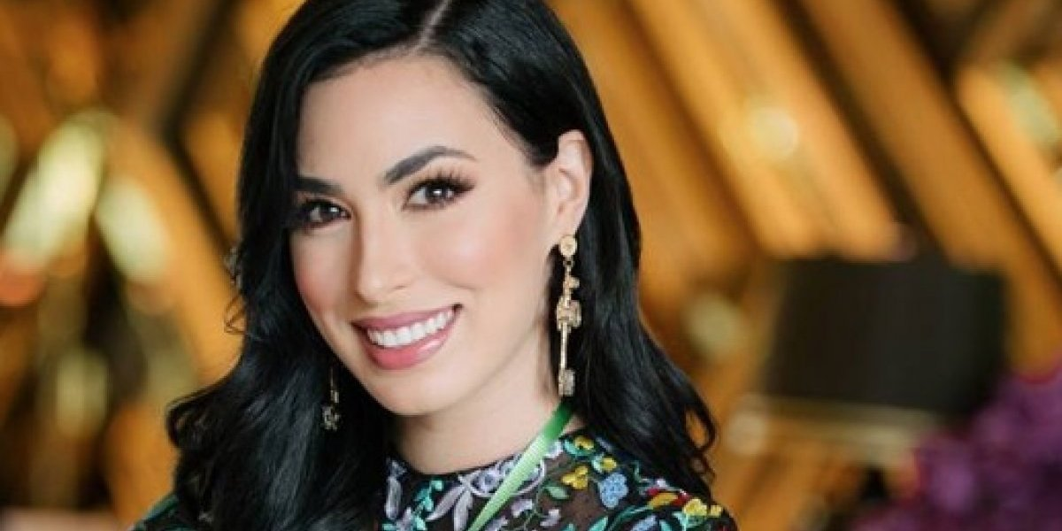 Nicole Colón llega a Myanmar para Miss Grand International 2018