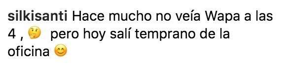 mensaje a Guillermo