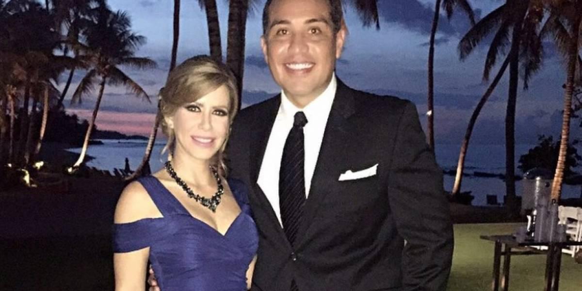 Se casan los periodistas Zugey Lamela y Walter Soto León