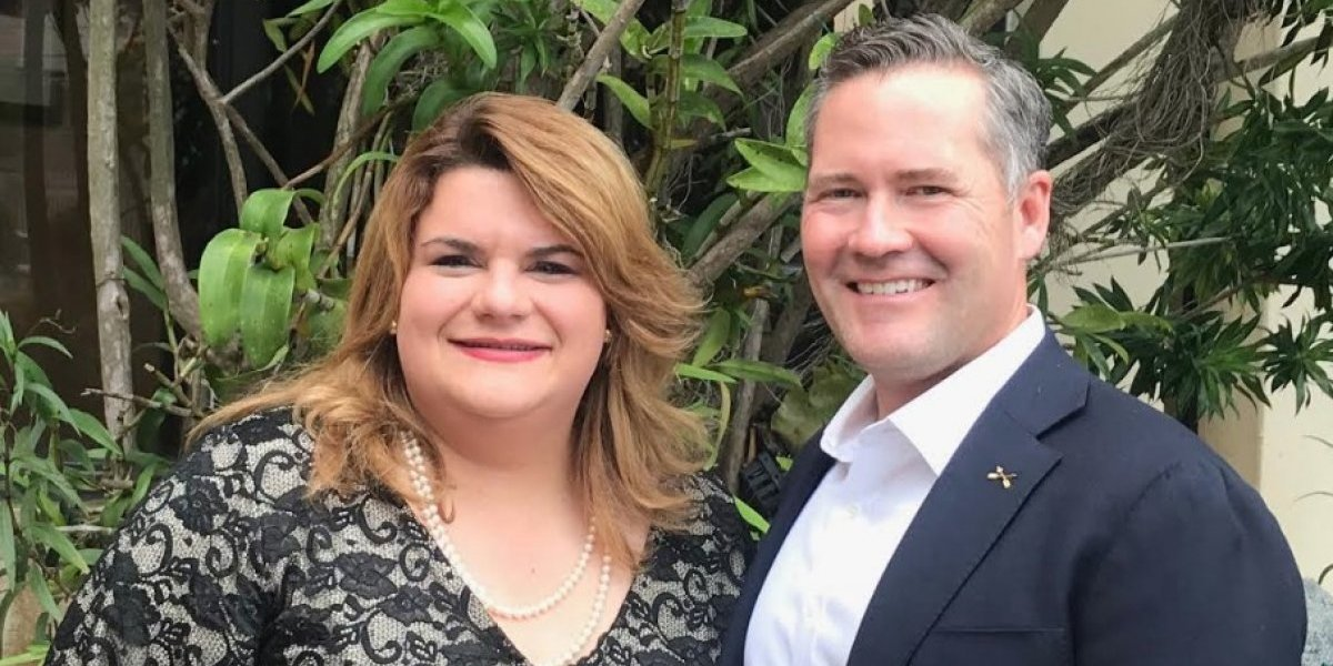 Jenniffer González endosa a Mike Waltz para Congreso de Florida