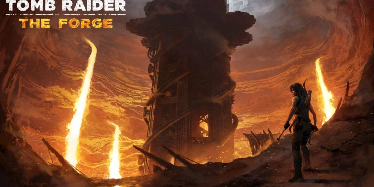 Shadow of the Tomb Raider presenta su primer DLC: La Fragua