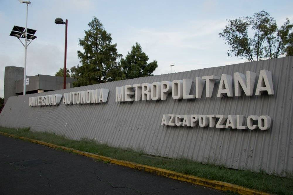 UAM Azcapotzalco Foto: Cuartoscuro
