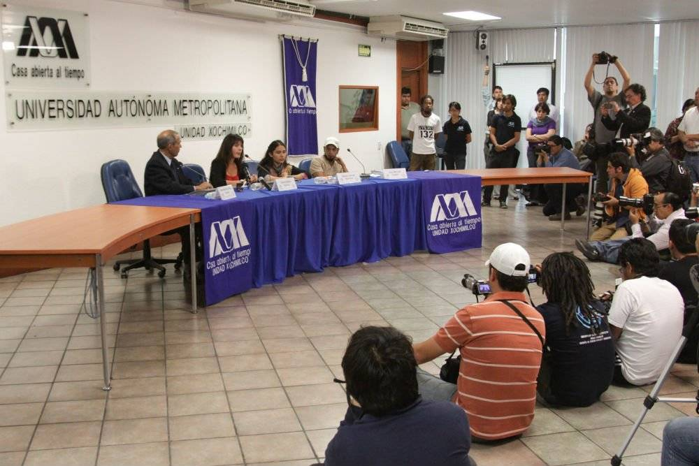 UAM Xochimilco Foto: Cuartoscuro