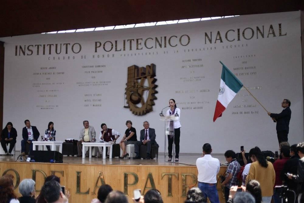 Instituto Politécnico Nacional Foto: Cuartoscuro