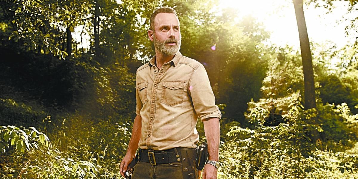 Nova temporada de The Walking Dead inicia adeus a Rick Grimes