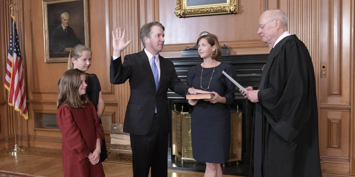 Brett Kavanaugh, acusado por abuso sexual, es el nuevo juez del Tribunal Supremo de EE.UU.