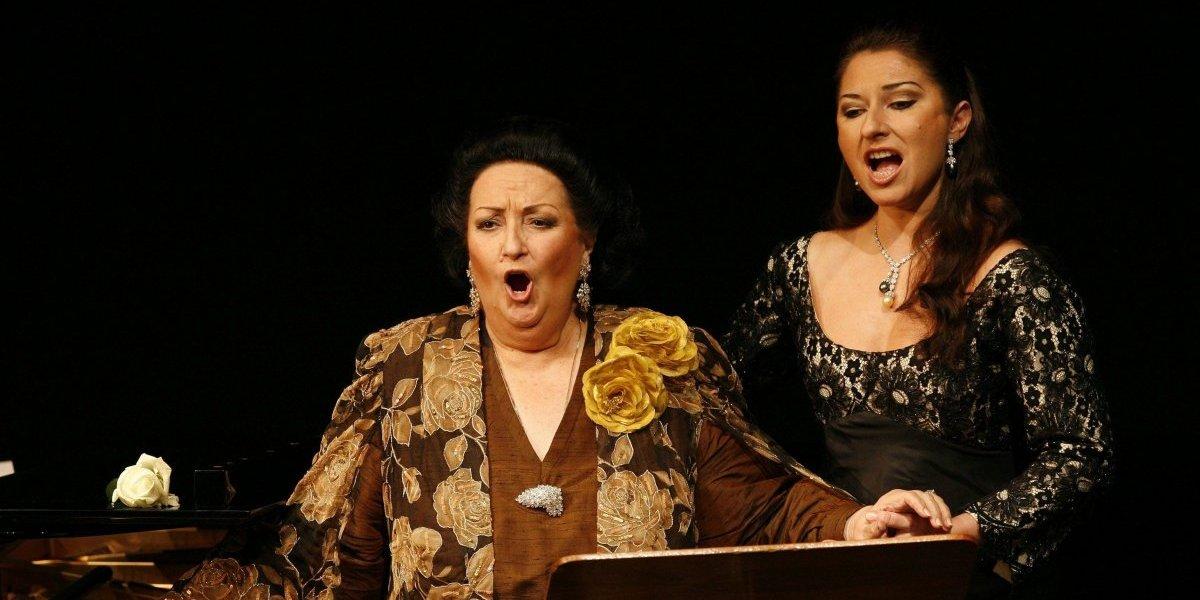 Muere Montserrat Caballé, legendaria cantante de ópera