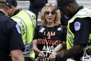 Manifestaciones contra Brett Kavanaugh
