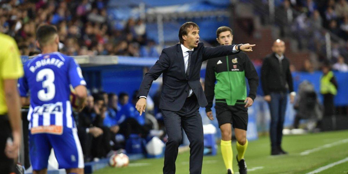 Crisis en el Real Madrid: pierden contra Alavés y no meten goles