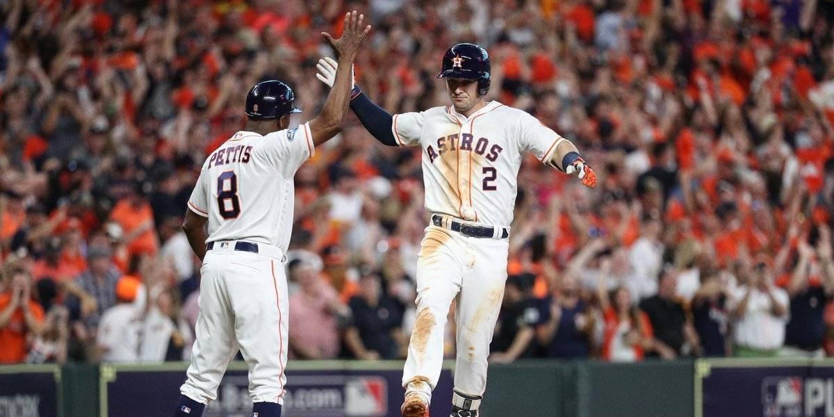 Houston Astros duplica su ventaja sobre Cleveland Indians en la Serie Divisional