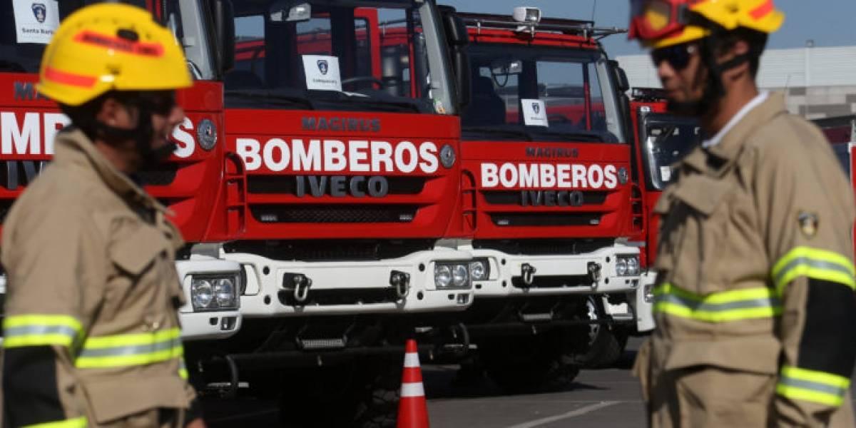Aprueban eximir de la revisión técnica a los carros de Bomberos tras sucesivos rechazos por su enorme tamaño y peso