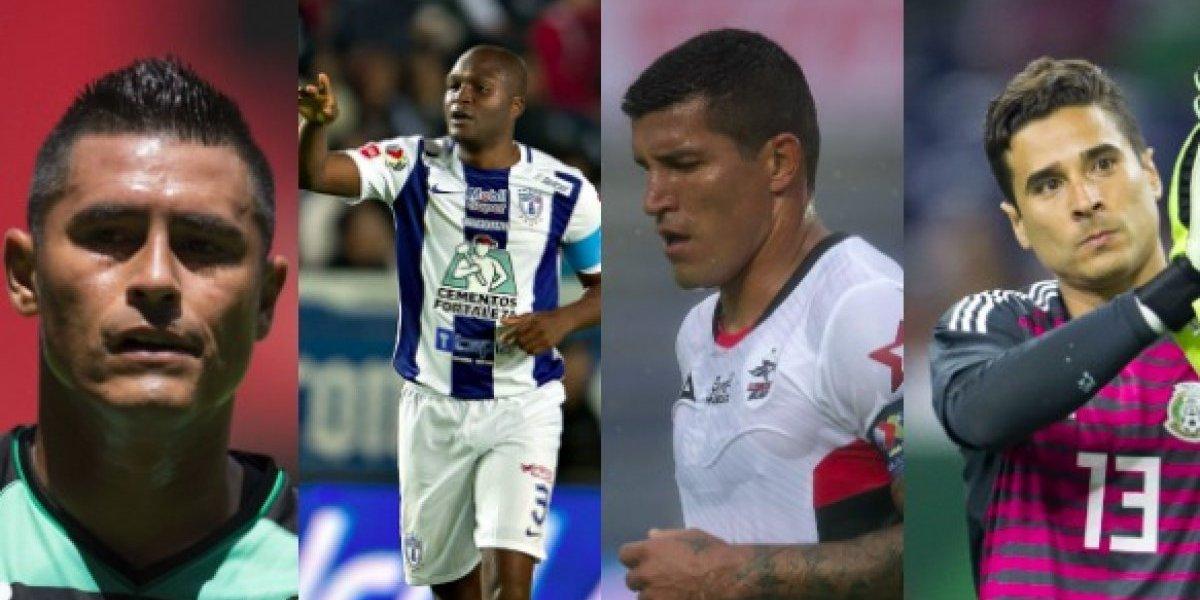 Futbolistas que fueron víctimas de la delincuencia en México
