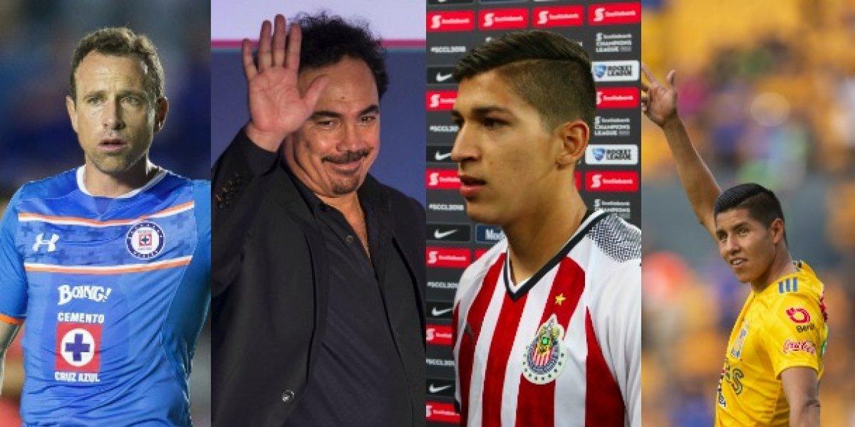Los futbolistas mexicanos que estudiaron una carrera universitaria