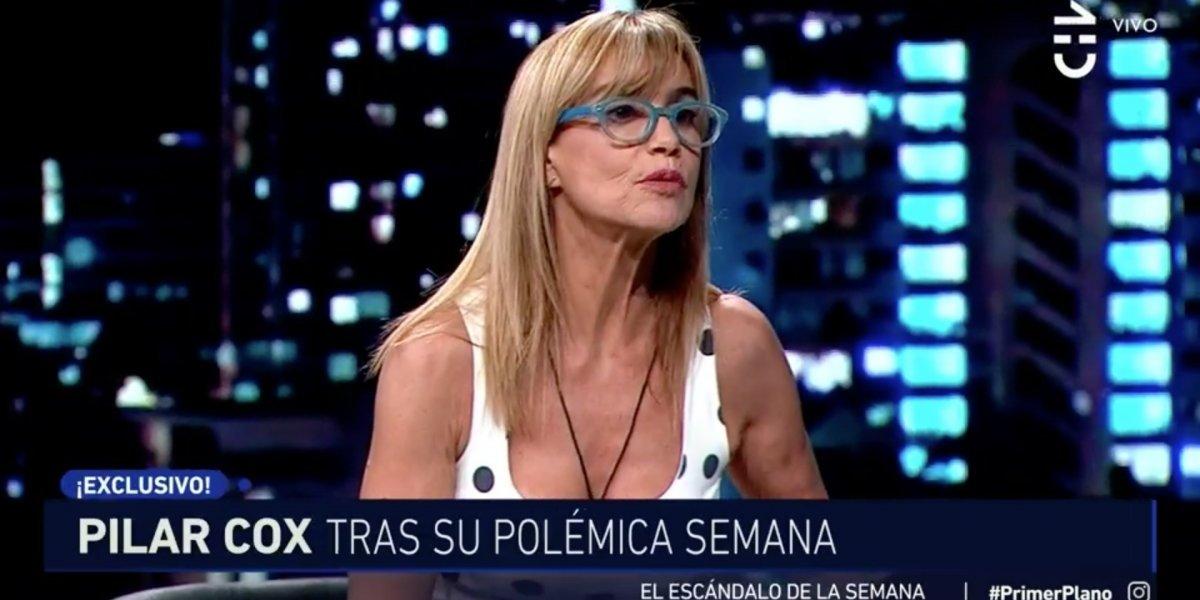 La comentada participación de Pilar Cox en Primer Plano